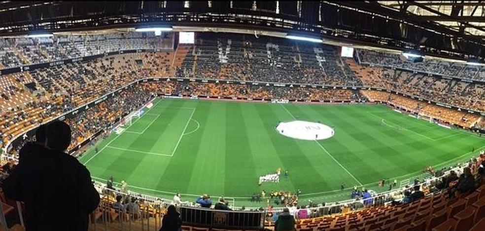 Los equipos serán multados si sus estadios parecen vacíos