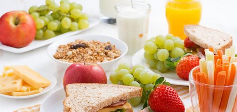 ¿Desayunas correctamente?