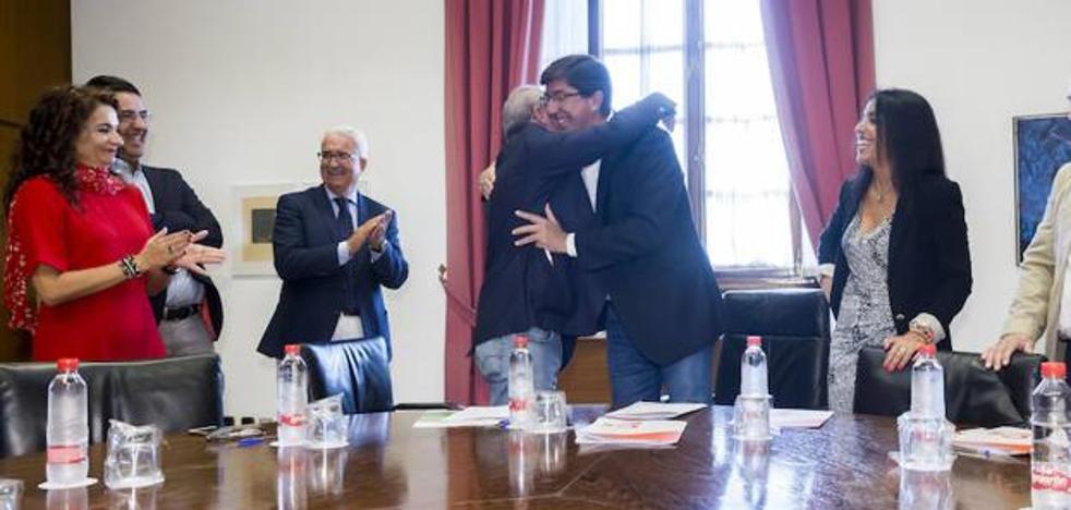 La presión social acaba con el impuesto de Sucesiones en Andalucía