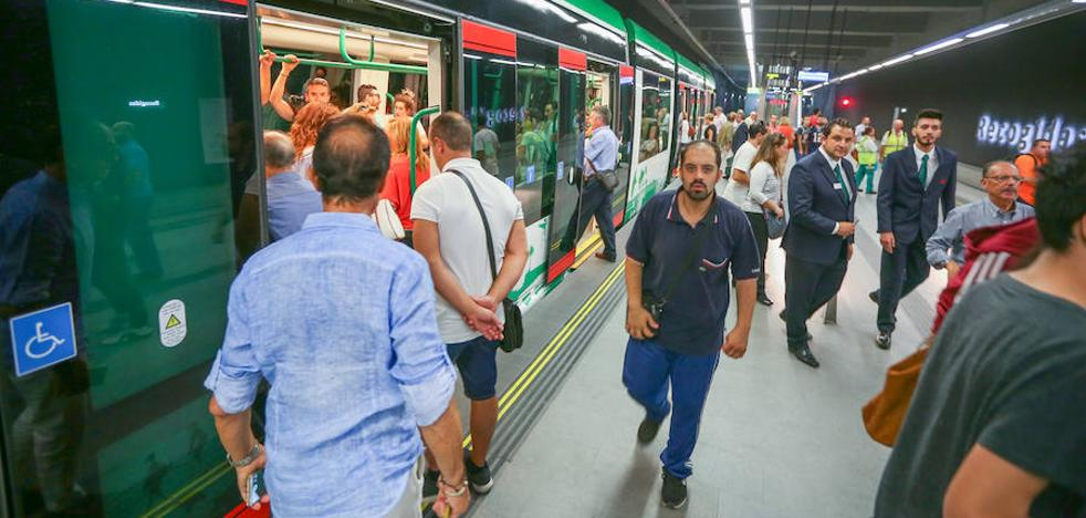 Metro de Granada: Día 1