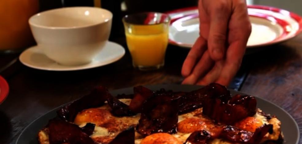 La receta para el desayuno de Gordon Ramsay que encanta a las redes