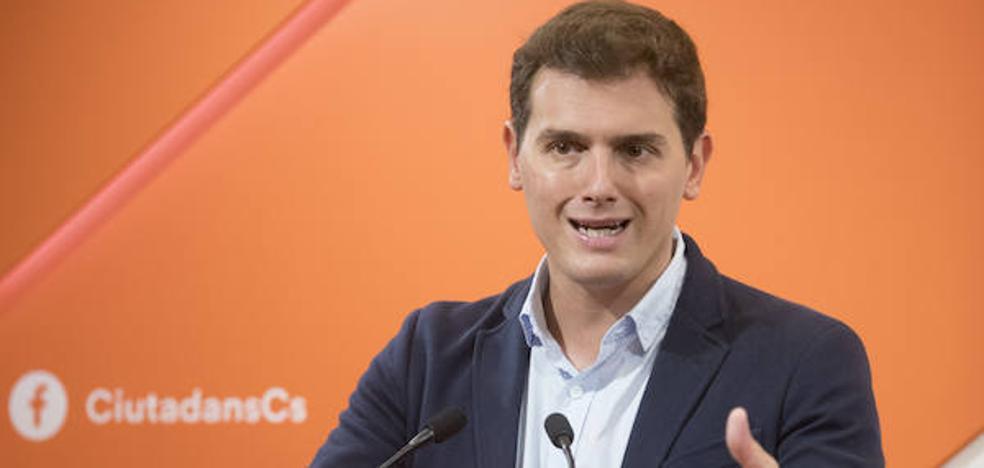 Rivera no descarta la declaración unilateral de independencia por parte de Puigdemont