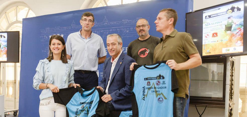 La Carrera Alpina de Dalías será prueba puntuable para el Campeonato de España