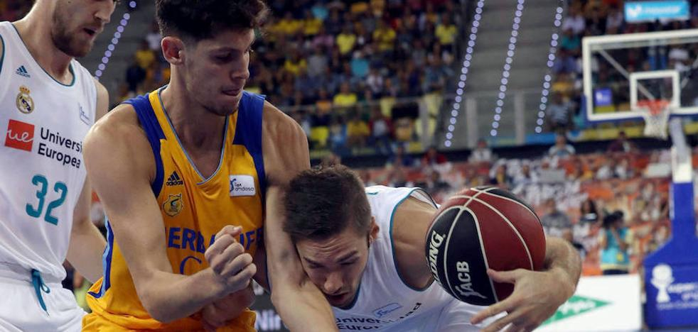 El Gran Canaria elimina al Madrid y vuelve a la final