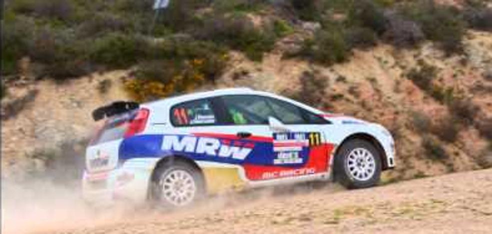 El Campeonato de España de Rallyes de Tierra llega a la Costa