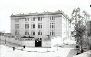 El instituto de Federico García Lorca y Nicolás Salmerón