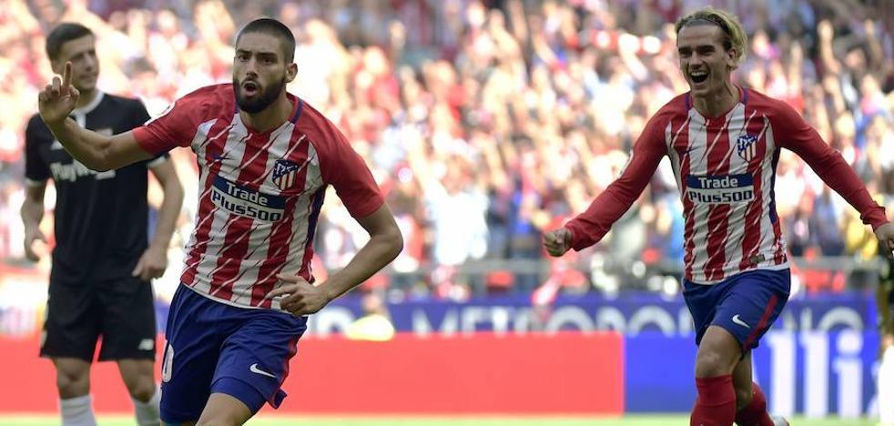 El Atlético también se hace fuerte en el Metropolitano