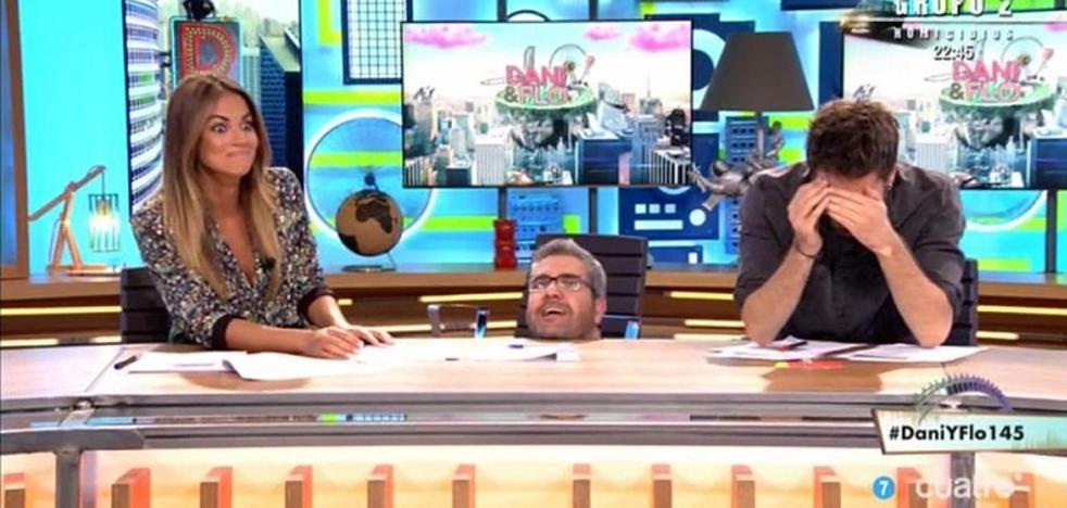 El polémico chiste de Flo sobre Podemos que no gusta en redes sociales