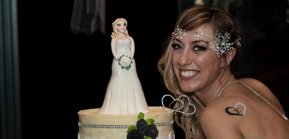 Una italiana consigue casarse consigo misma