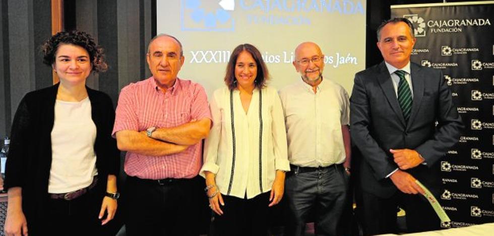 Daniel Múgica suma a su palmarés literario el Premio 'Jaén' de Novela