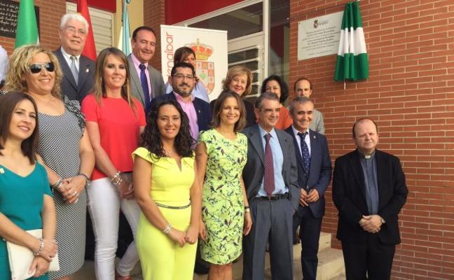 Mengíbar dedica su centro de salud al prestigioso cirujano Manuel Polaina Bailón