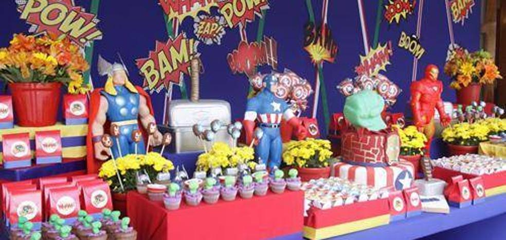 «Mesura con los convites de cumpleaños de los amiguitos del cole, que se nos está yendo la olla»