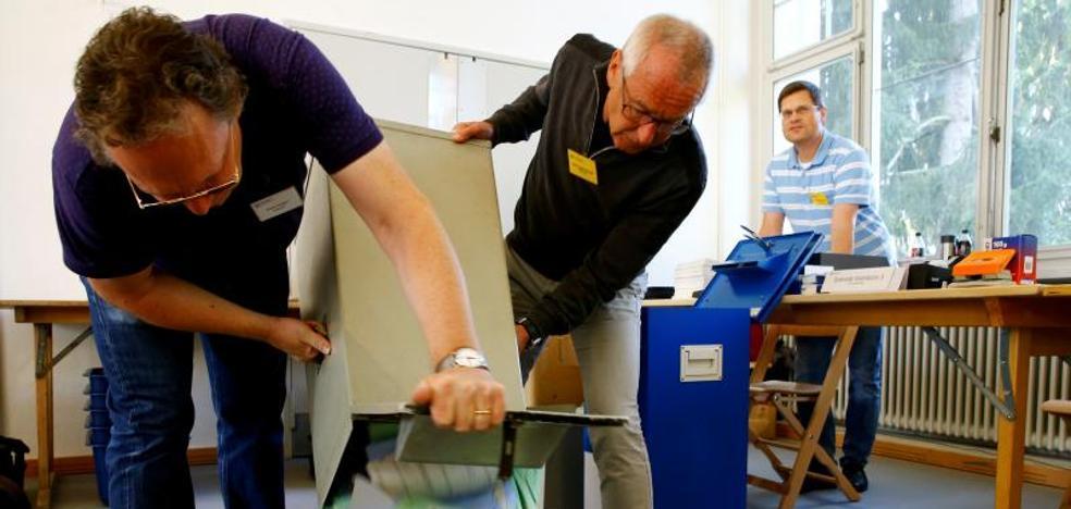 Suiza rechaza en referéndum reformar el sistema de pensiones