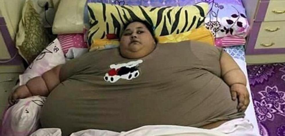 Fallece la mujer más obesa del mundo