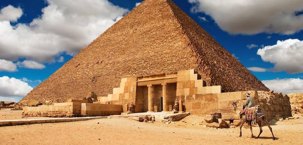 Desvelado el secreto de la construcción de la Gran Pirámide de Guiza