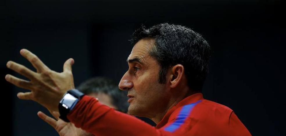 Valverde: «Se habla de ganar tripletes y sextetes con mucha ligereza»