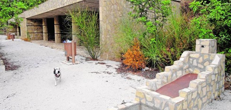 Un parque de Motril acumula cinco millones de inversión y sigue cerrado