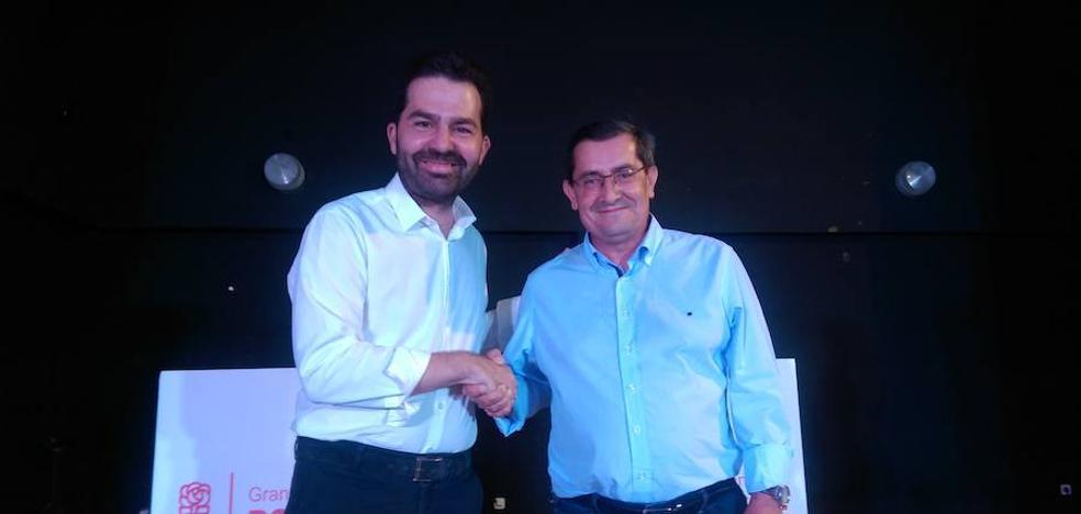 Pepe Entrena y Noel López exponen su proyecto político a cuatro días de las primarias