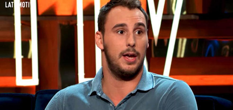 Víctor Gutiérrez, ovacionado por defender la homosexualidad en el deporte