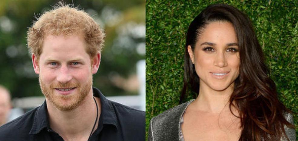 El príncipe Enrique y su novia ya no ocultan su noviazgo