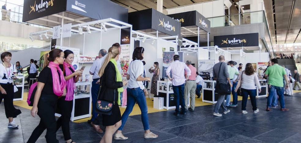 'Sabores Almería' cierra su presencia en 'Andalucía Sabor' con contactos comerciales y miles de visitas