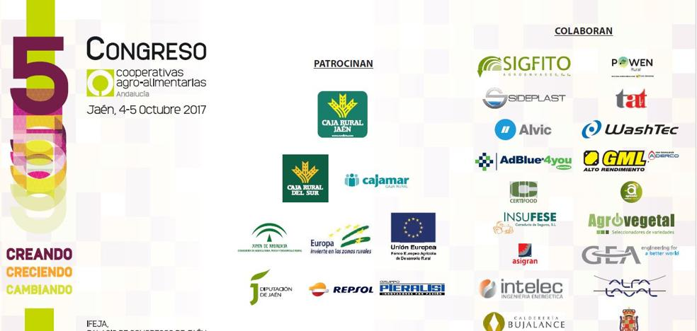 Más de 600 profesionales debatirán en Jaén sobre el sector agroalimentario