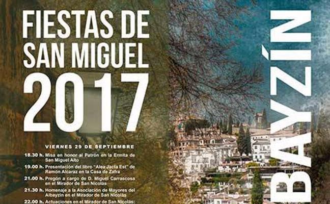 Fiestas del Albaicín: Siempre llueve por San Miguel