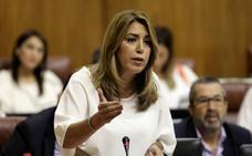 El Parlamento andaluz respalda al Gobierno para impedir el referéndum en Cataluña gracias al voto del PSOE