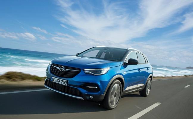 Opel Grandland X, desde 22.250 euros