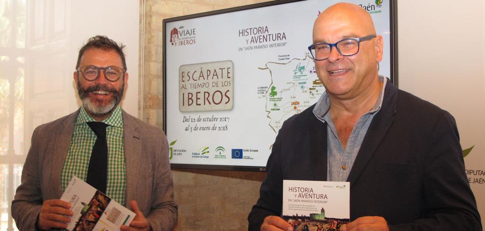 Las paradas del 'Viaje al Tiempo de los Íberos' ofertan hasta enero más de 40 actividades