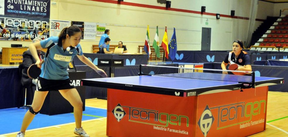 Comienza la liga europea de tenis de mesa en Linares sin el Bursaspor turco