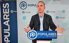 El PP respalda al personal del Infoca y pide a la Junta mejorar el servicio de prevención