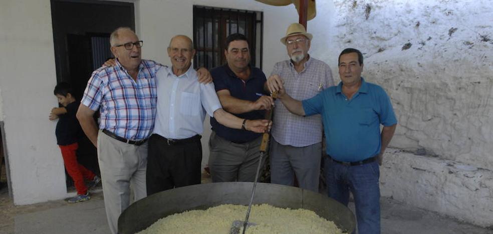 Murtas celebra en este fin de semana sus célebres fiestas en honor a San Miguel Arcángel