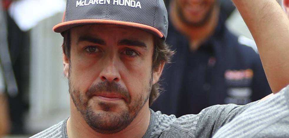 Alonso: «No ha sido una carrera buena»