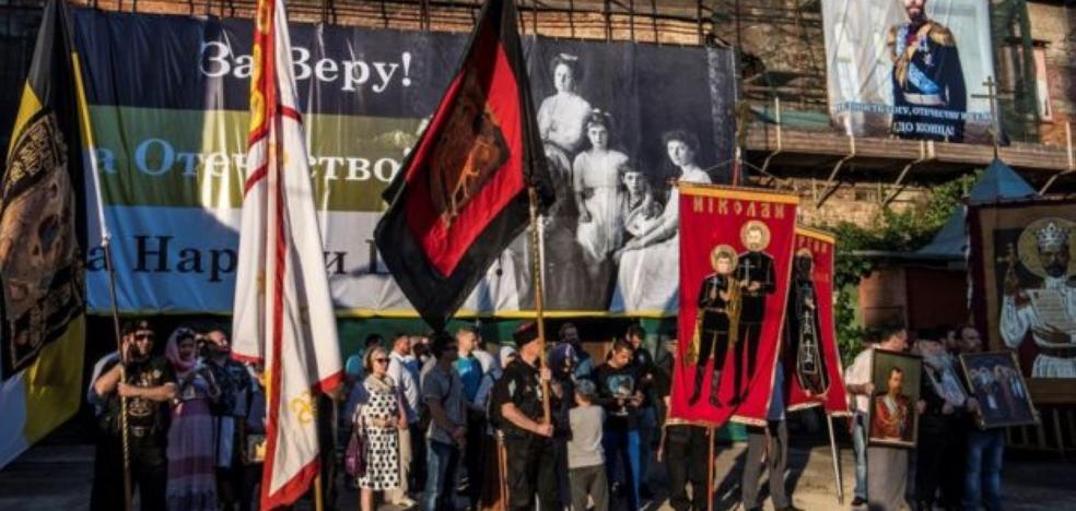'Matilda' enfurece a los ultraortodoxos rusos
