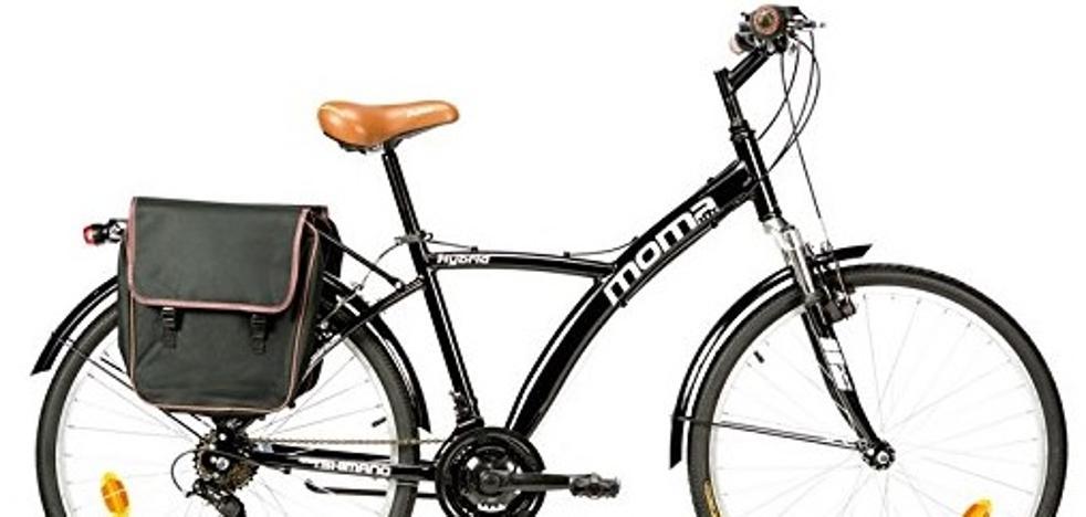 Las ventajas de moverte en bicicleta por la ciudad