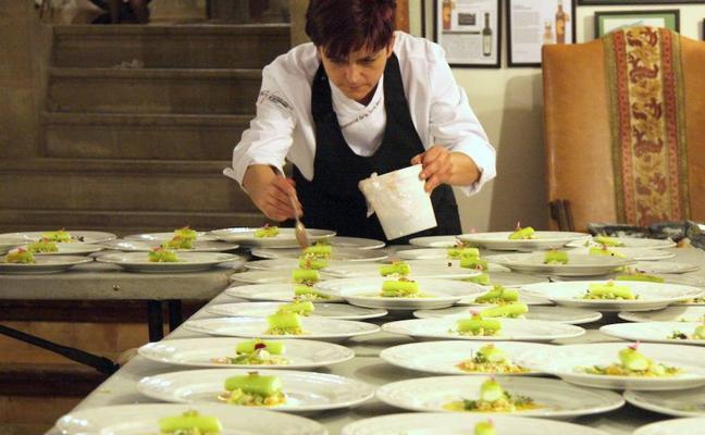 Almería y Jaén suman en sabores en Granada Gourmet