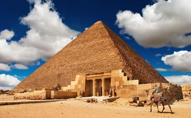 Resuelven el misterio 4.500 años después: así transportaban las piedras de las pirámides