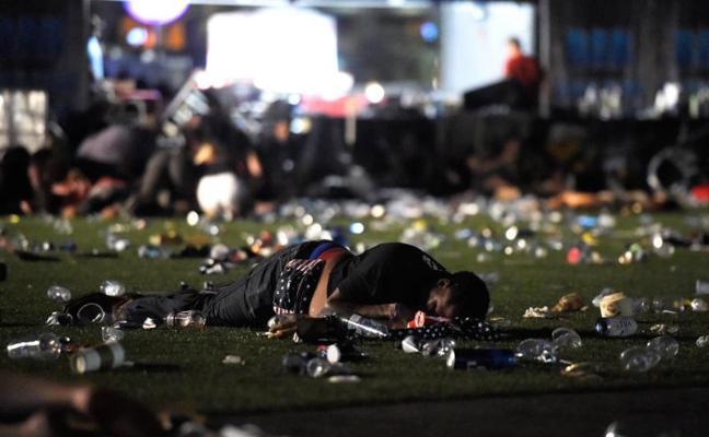 Un lobo solitario, detrás de la masacre de Las Vegas que deja al menos 59 muertos