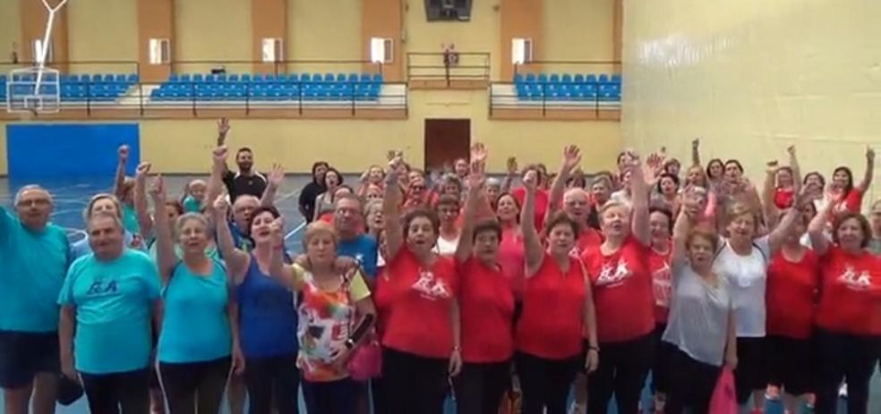 '#YOPUEDO': El emotivo vídeo de los mayores de Marmolejo