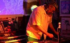 La mansión de Youth en Albuñuelas acoge esta semana el festival Space Mountain