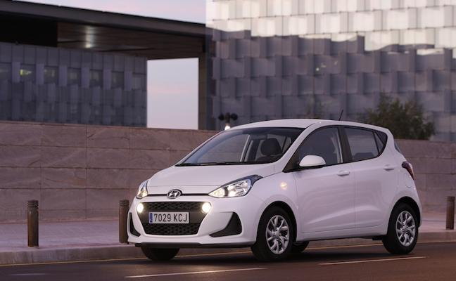 Hyundai i10 GLP, gas en formato pequeño