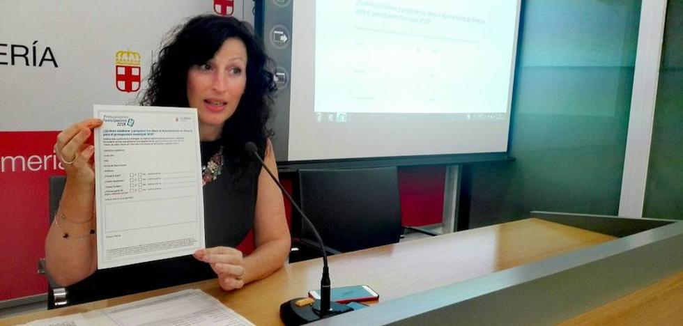 ¿Tienes algo que proponer para los presupuestos de Almería?