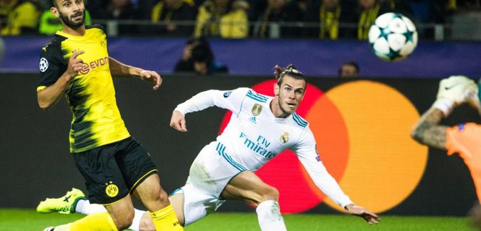 Bale sufre un edema sin rotura fibrilar, según el Real Madrid