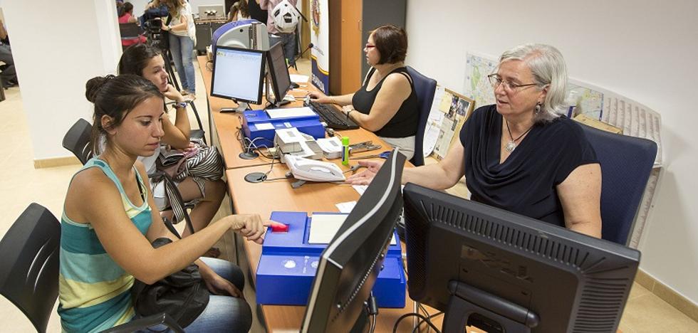 El sistema informático de la Policía en Granada falla durante dos horas