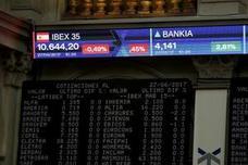 El Ibex-35 pierde los 10.000 en su peor sesión desde el 'brexit'