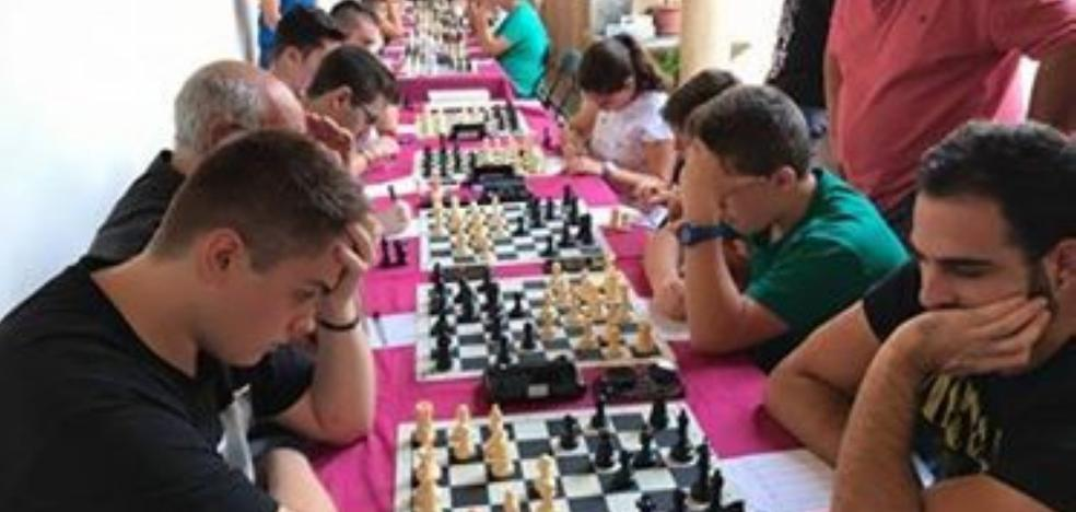 El ajedrez 'toma' Marmolejo