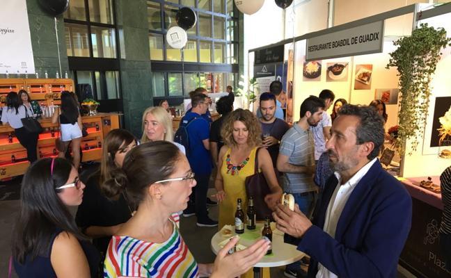 todo lo que debes saber de la jornada de hoy de Granada Gourmet 2017