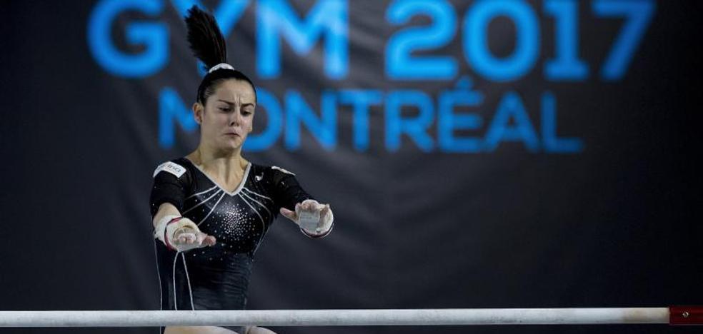 Ana Pérez entra en la final del concurso completo