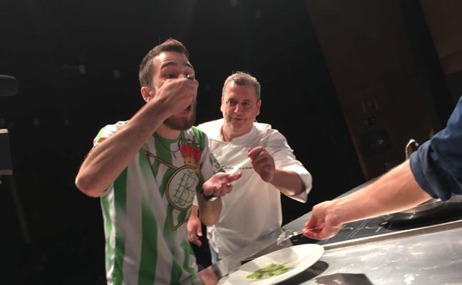 La cocina 'verde mar' de José Álvarez